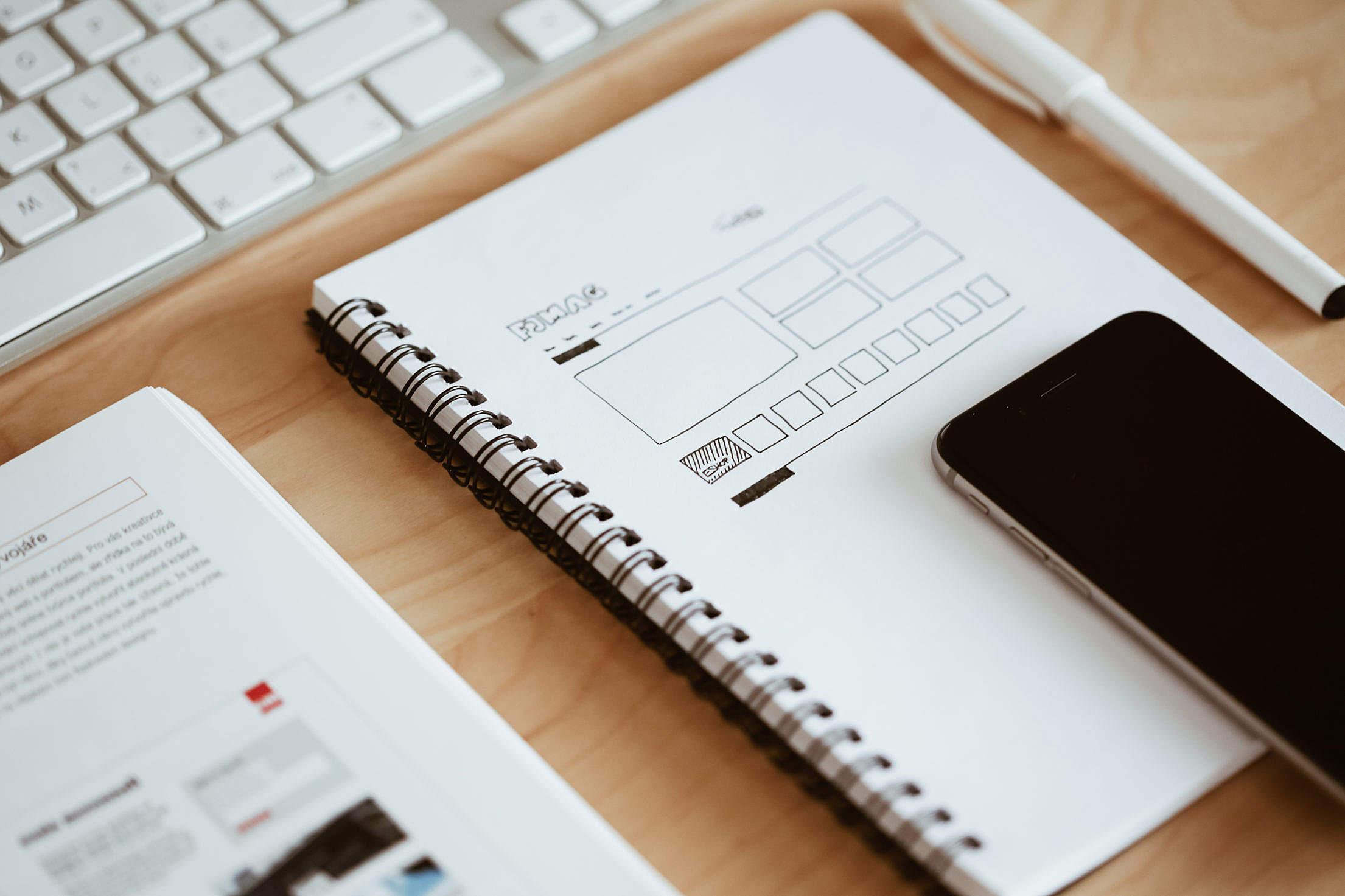 Páginas de Diseño Gráfico Para Inspirarse
