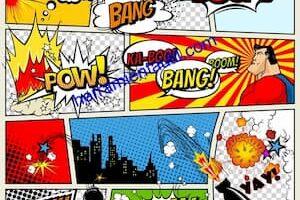 Páginas Para Hacer Comics