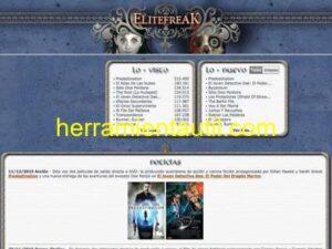 Mejores páginas para descargar películas utorrent