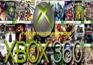 Paginas para descargar juegos Xbox 360