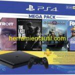 Páginas Para Descargar Juegos De PS4