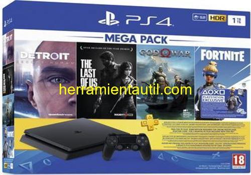 Paginas para descargar juegos de PS4