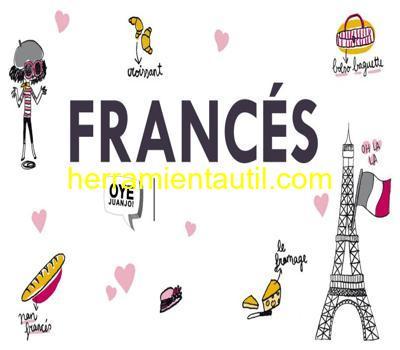 Páginas para aprender francés